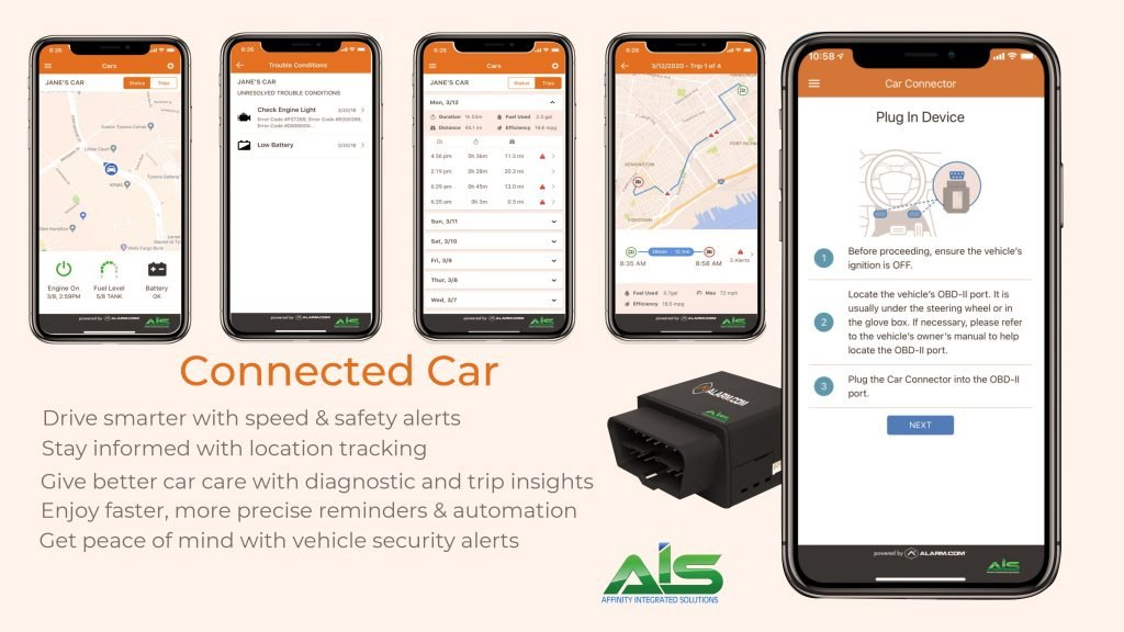 Connected Car Ad