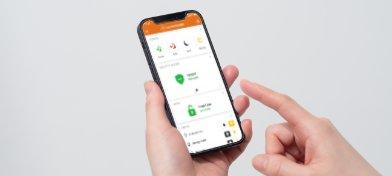 Phone Overlay Template